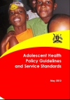 Adolescent Health Policy Guidelines and Service Standards