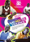 Learner's booklet: Say no to violence.