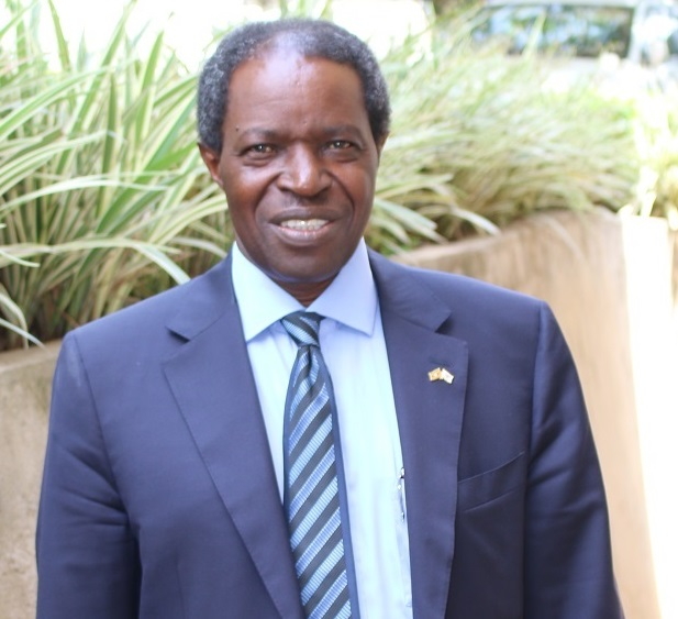 Prof. William Bazeyo