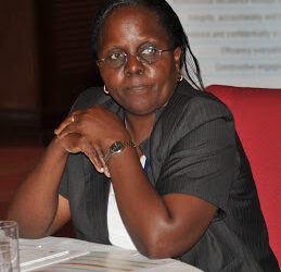 Dr Sarah Ssewanyana