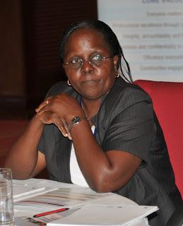 Sarah N. Ssewanyana (PhD)